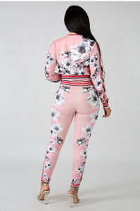 Dream two piece sweat suit