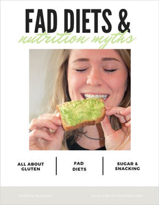 Fad Diets & Nutrition Myths