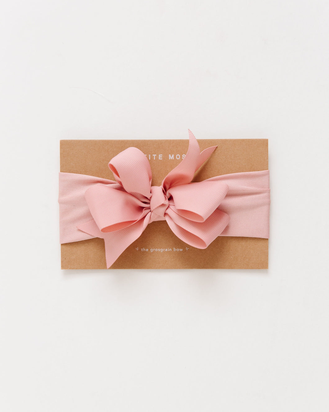 Grosgrain Bow Headband