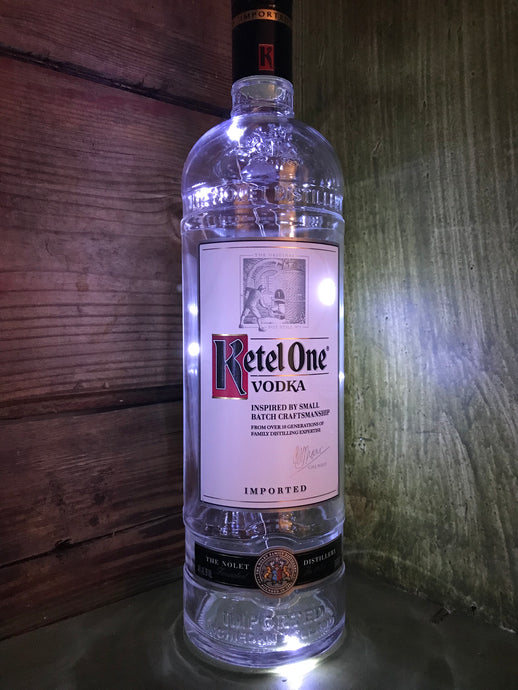 Ketel One Vodka LED Bottle Display