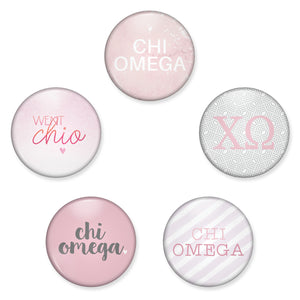 Sorority Button Set