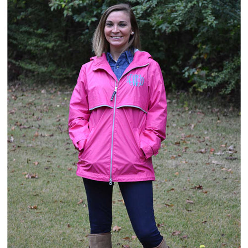 Charles River® New Englander Rain Jacket