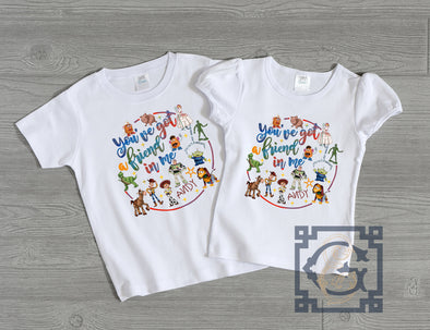 Toy Story Kid's Tee