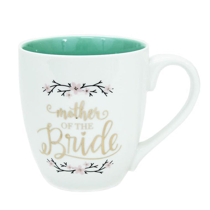 Mother of the Bride Ceramic Mug