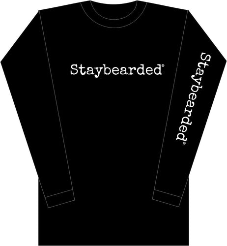 "Long Sleeves ""Staybearded®"" Shirt"