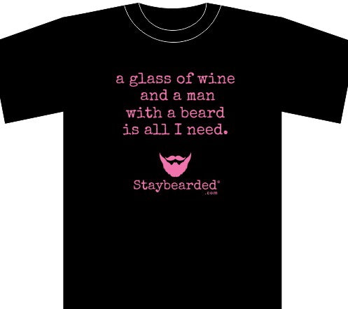 Staybearded® T-shirts (Ladies)