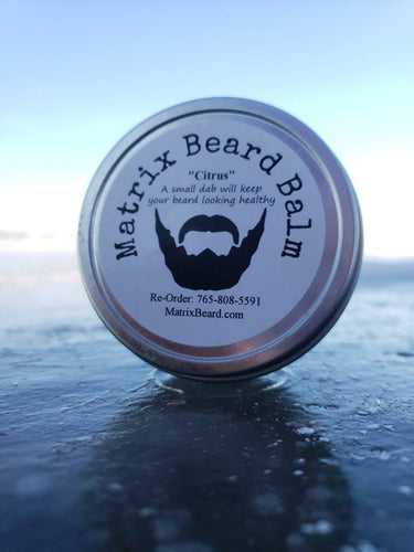 Matrix Beard Balm
