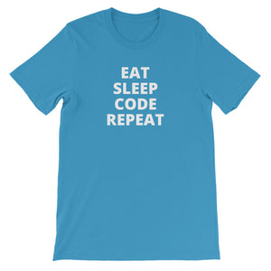 Eat/Sleep/Code/Repeat T-Shirt