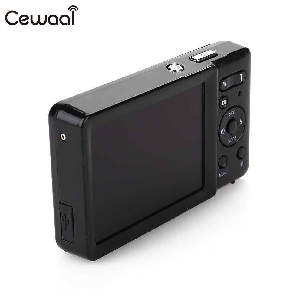 Cewaal 3''LCD Plastic Camcorder New 8MP 720P Digital Camera DV 8MP HD 720P Digital Camera NEW DVR 8MP 720P Digital Camera Photo - Cadeau Me