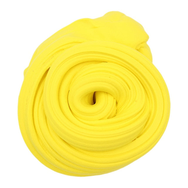 Colorful Fluffy Floam Slime Foam Beads Supplies Antistress Cotton Clay Magic Sand Toy Intelligent Plasticine for Kids - Cadeau Me