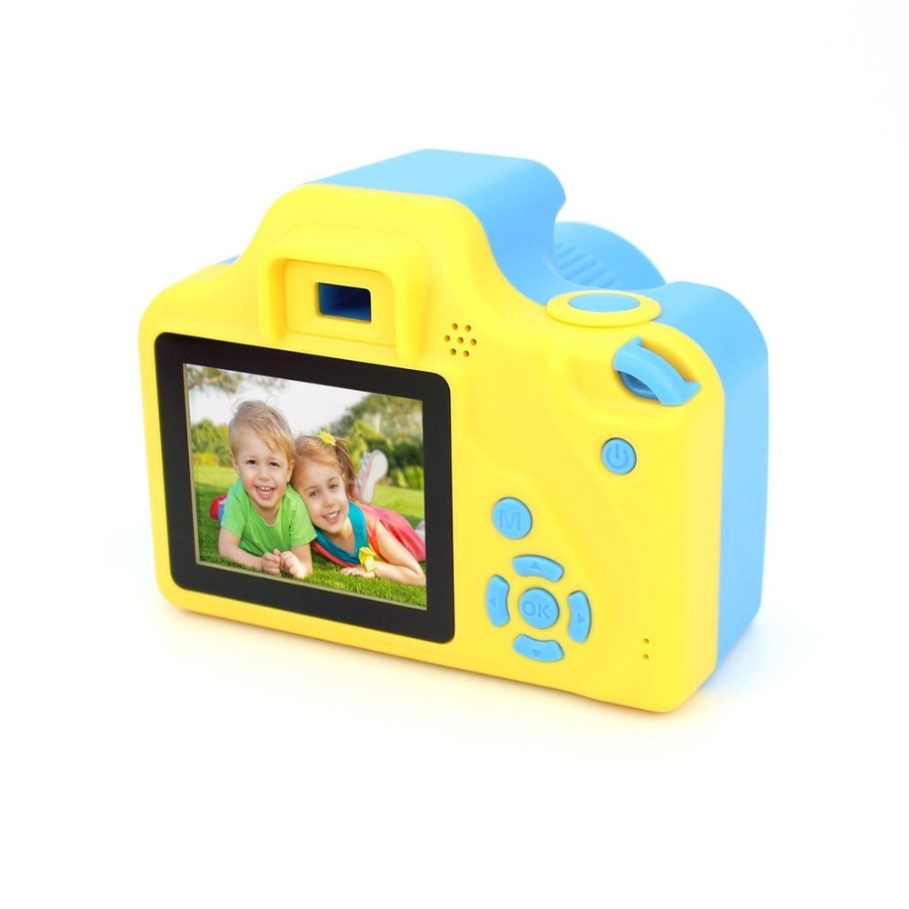 Dslr Camera Full HD 1080P Portable Dslr Digital Video Camera 2 Inch LCD Screen Display Children for Home Travel photo Use