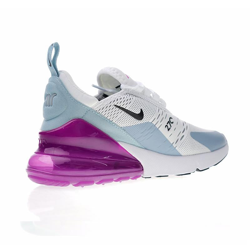 NIKE Air Max 270 Original Authentic Women's Running Shoes Sports Outdoor Sneakers Comfortable Breathable New Listing AH6789-600