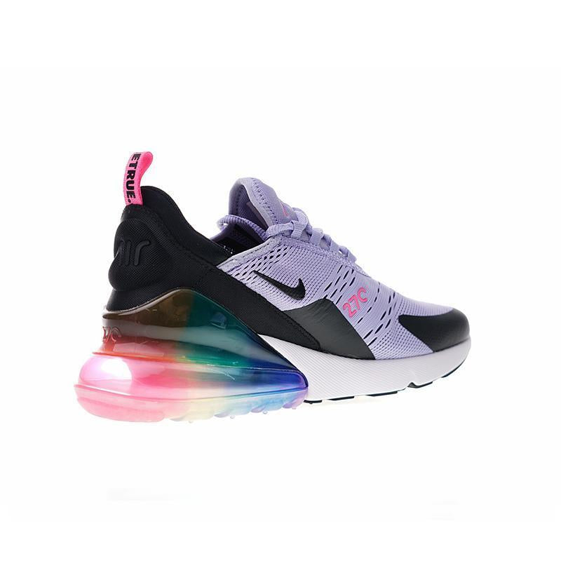 new concept 52d98 7dbdf Original Authentic Nike Air Max 270 Betrue Women's Running Shoes Sport  Sneakers Designer Athletic 2018 New Arrival AR0344-500