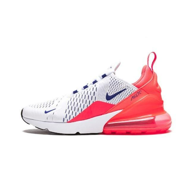 NIKE Air Max 270 Women's Breathable Running Shoes Sport Outdoor Sneakers Athletic Massage Designer Footwear Low Top AH6789-700