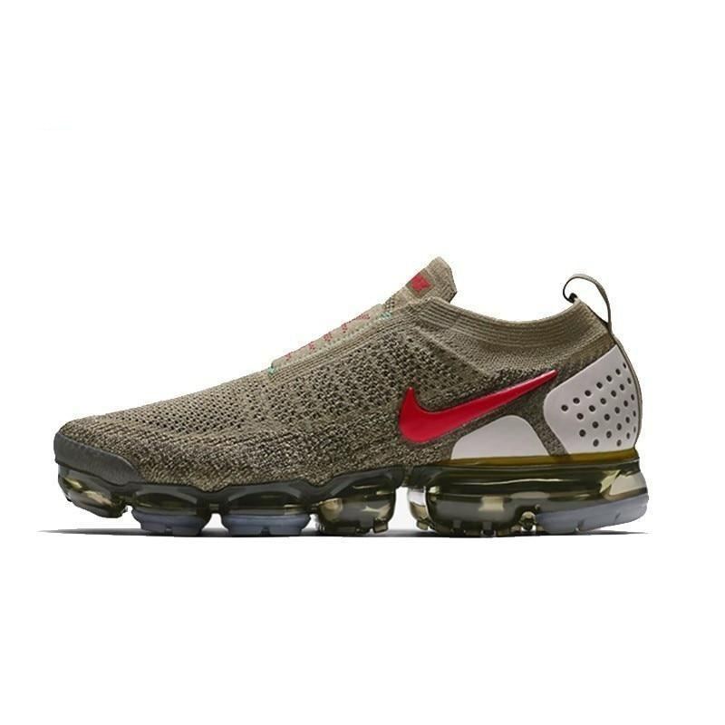hot sales 8abb1 83219 ... NIKE Air VaporMax FK Moc 2 Mens And Womens Running Shoes Super Light  Support Sports Sneakers