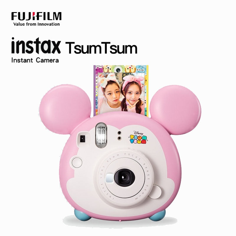 New Genuine Fuji Fujifilm Instax mini TSUM TSUM Instant Camera Printing Photo Film Snapshot Shooting Camera