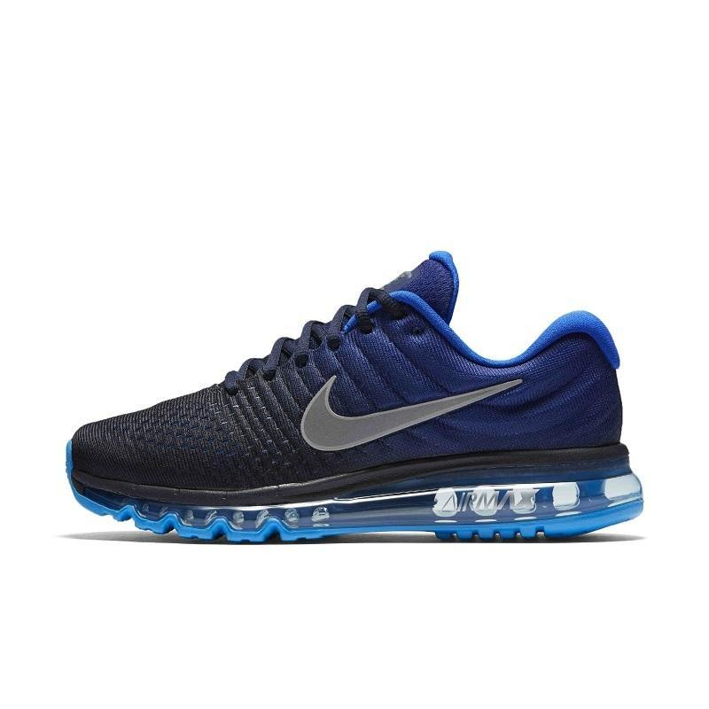 brand new e3a02 8fa04 Nike AIR MAX Mens Running Shoes Sport Outdoor Sneakers Athletic Designer  Footwear 2019 New Jogging Breathable Lace-Up 849559-010
