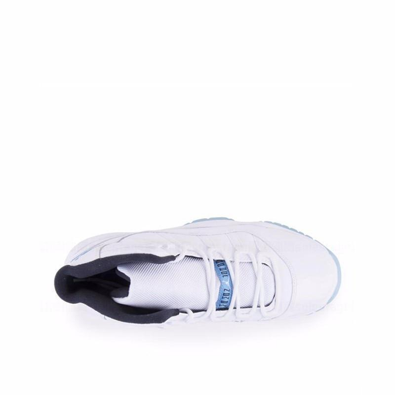 watch f01a3 79ee9 Nike Air Jordan 11 Legend Blue AJ11 New Arrival Men Basketball Shoes  Original Authentic Outdoor Sports Sneakers #378037-117