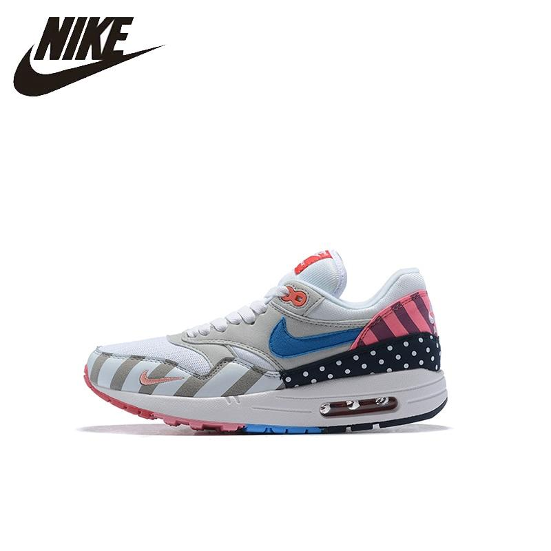 Nike Air Max 1 Man Running Shoes Comfortable Outdoor Sneaker Original #AT3057 100
