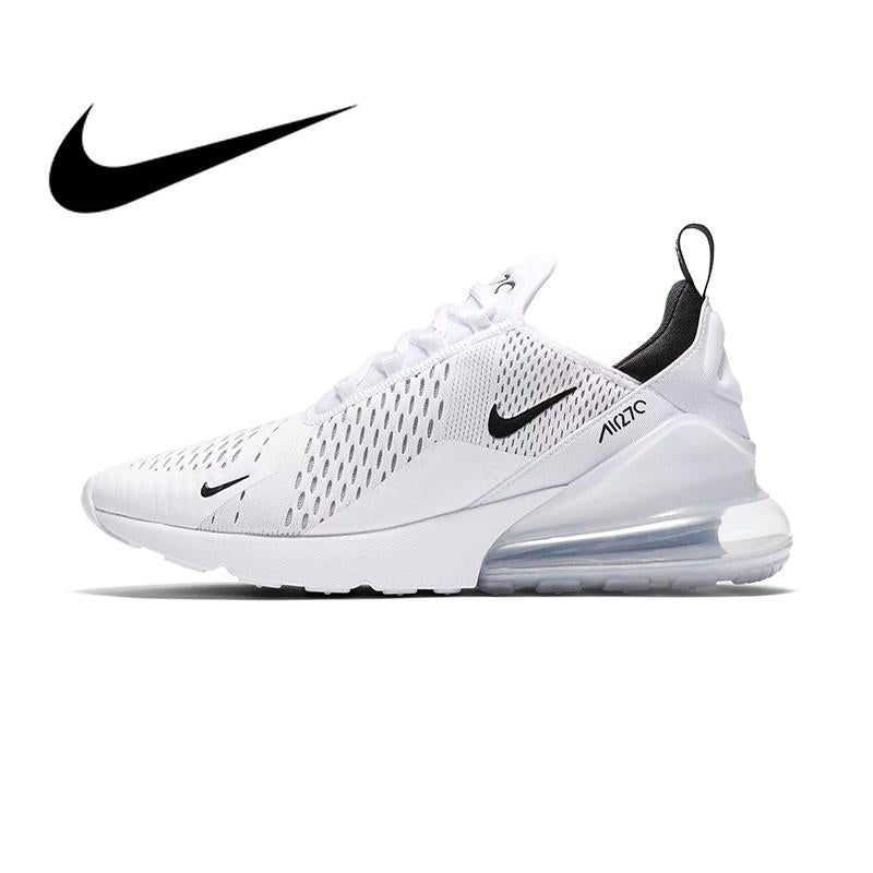 Nike Air Max 270 Men's Running Shoes Sneakers Outdoor Sport Lace up Jogging Walking Designer Athletic Original 2019 New AH8050