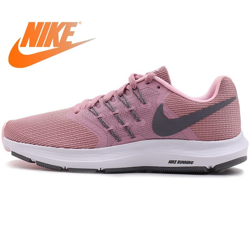 Original 2018 NIKE WoRun Swift Women's Running Shoes New Sports Stability Breathable Designer Athletics Official Sneakers 909006 - Cadeau Me