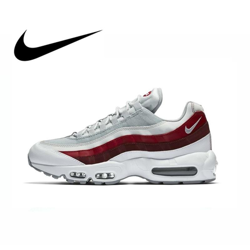 3e9ec87653 Original Authentic NIKE AIR MAX 95 ESSENTIAL Mens Running Shoes Sneakers  Sport Outdoor Walking Jogging Comfortable
