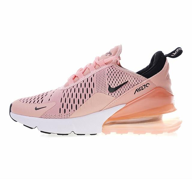 sports shoes 1c7be d1037 Original Authentic NIKE Air Max 270 Women's Running Shoes Sport Outdoor  Sneakers Comfortable Breathable 2018 New Arrival AH6789