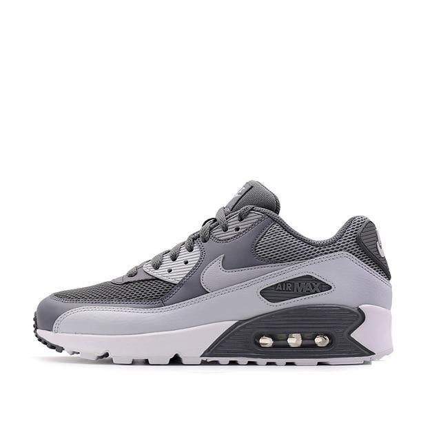 low priced classic huge sale Original Authentic NIKE Men's AIR MAX 90 ESSENTIAL Running Shoes ...