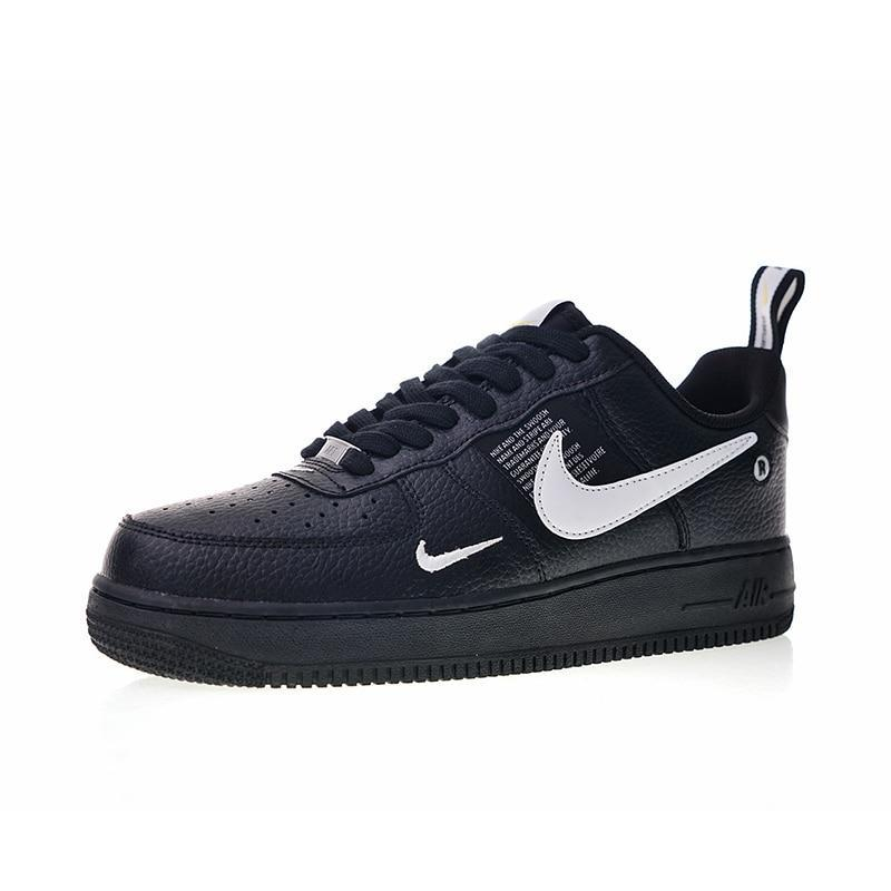 air force one utility noir femme