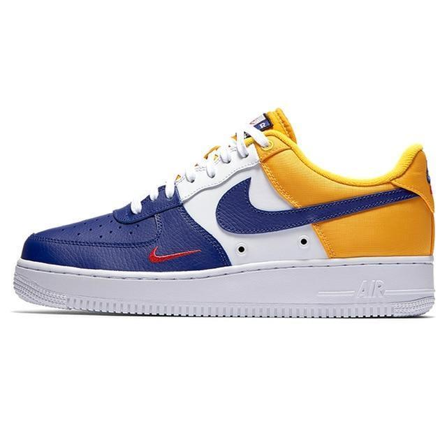 Original Authentic Nike Air Force 1 '07 LV8 Men's Skateboard Shoes Classic Fashion Outdoor Sports Shoes Designer New 823511 011