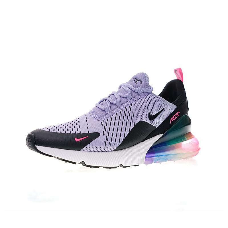 new concept 8c3f3 b2dd3 Original Authentic Nike Air Max 270 Betrue Women's Running Shoes Sport  Sneakers Designer Athletic 2018 New Arrival AR0344-500