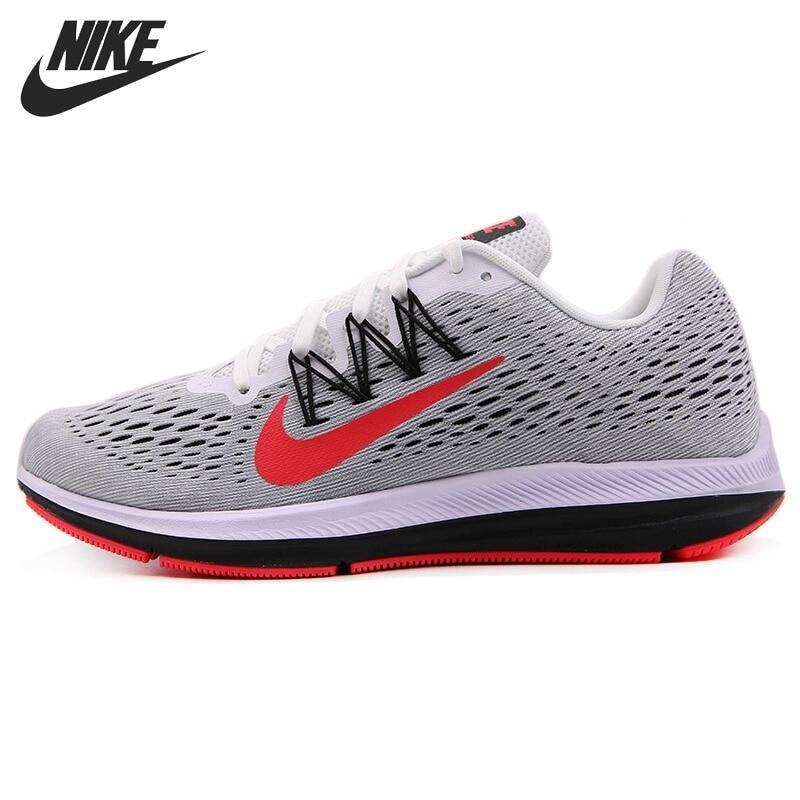 size 40 17bd8 fffff Original New Arrival 2019 NIKE ZOOM WINFLO 5 Men's Running Shoes Sneakers