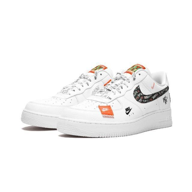 Original New Arrival Authentic Just do it Nike Air Force 1 Low Men's Comfortable Skateboarding Shoes Sport Sneakers AR7719 100