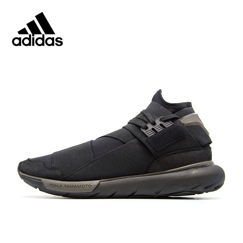 edf87e5fd Original New Arrival Official Adidas Y-3 QASA HIGH Men s Breathable Running  Shoes Sport Outdoor Sneakers Good Quality CP9854 - Cadeau Me