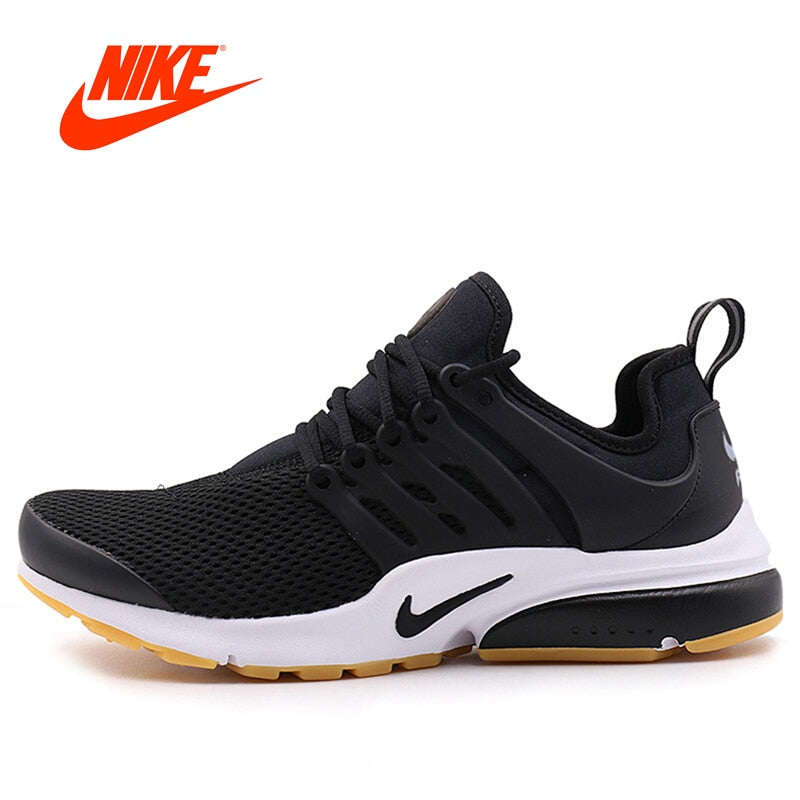 Original New Arrival Official Nike Air Presto Women's Low Top Breathable Running Shoes Sneakers - Cadeau Me