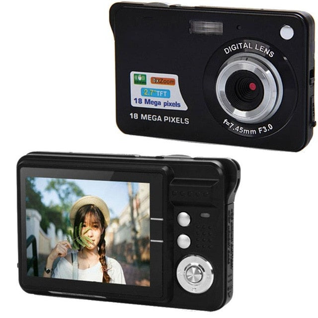 Professional Camcorder Digital Video Digital Camera Photo Self Timer Photography 2.7 Inch 18 Million Pixels DC-K09