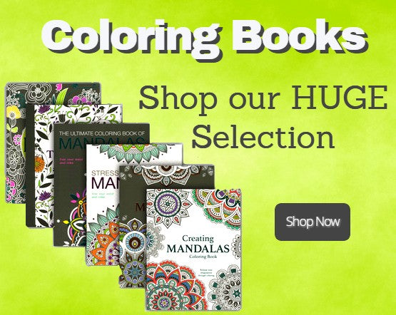 Huge Selection of Coloring Books | Coloringbooks.com - Fast Shipping