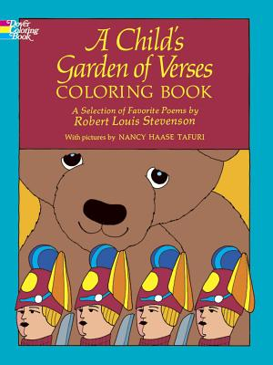 A Child's Garden of Verses Coloring Book
