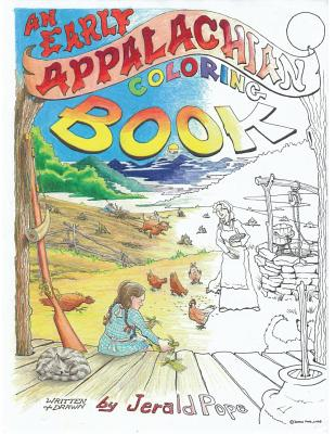 An Early Appalachian Coloring Book
