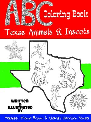ABC Coloring Book: Texas Animals & Insects