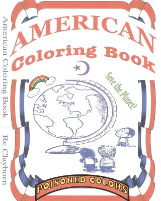 American Coloring Book: Poisoned Colors
