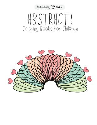 Abstract Coloring Books for Children