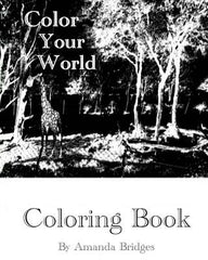 Color Your World - Coloring Book