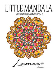 Little Mandala: Kids Coloring Book Vol. 1