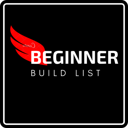 BUILD LIST - BEGINNER DRONE