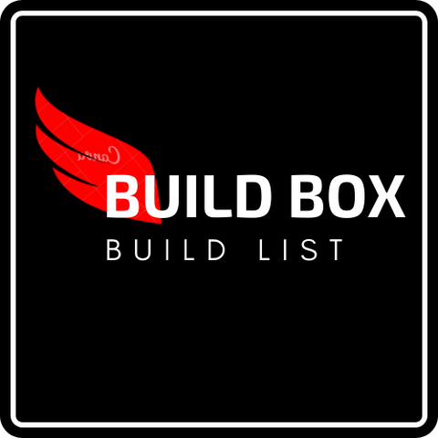 BUILD LIST - BUILD BOX