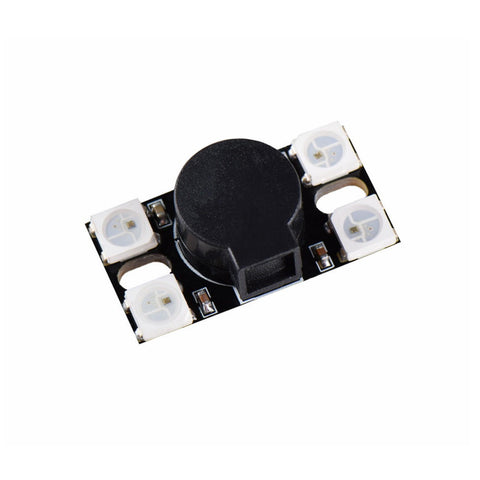 110DB Super Loud Buzzer 5V W LED Light BZ110DB  WS2812