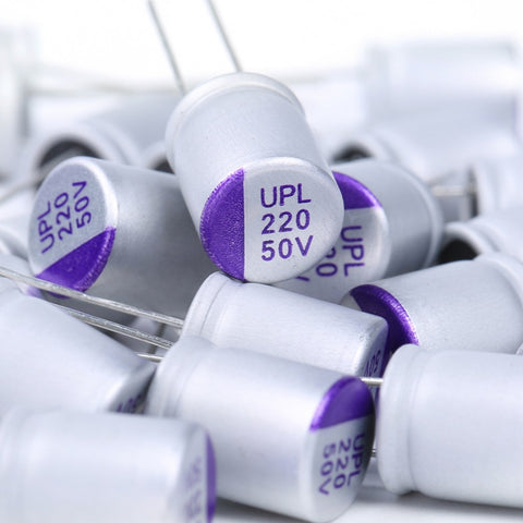 UPL 16v 470UF UNICON Solid Capacitor 5 Pcs