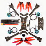 Custom Quads CR5 Racer DIY Drone Kit