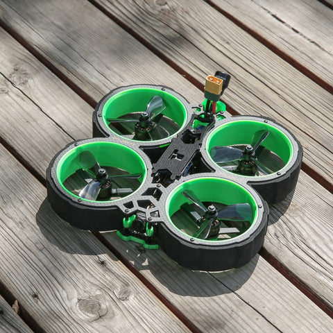 Green Hornet V2 CineWhoop BNF